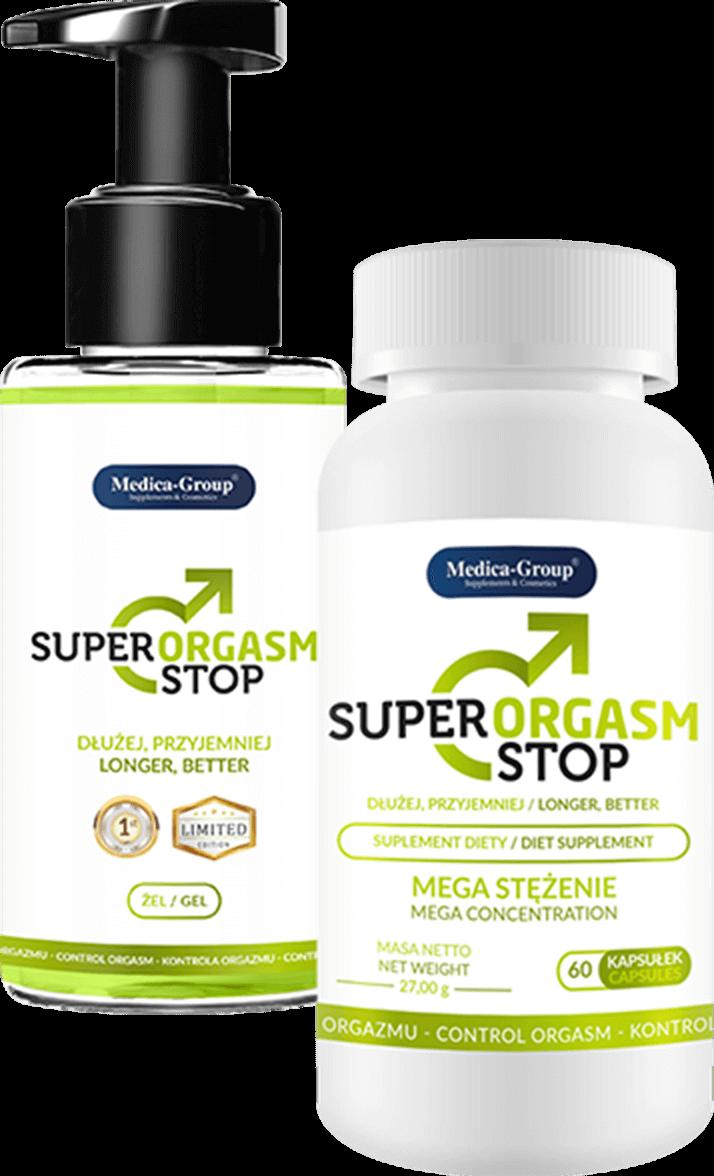 Super Orgasm Stop